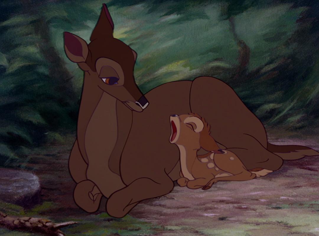 Bambi · the disney compendium