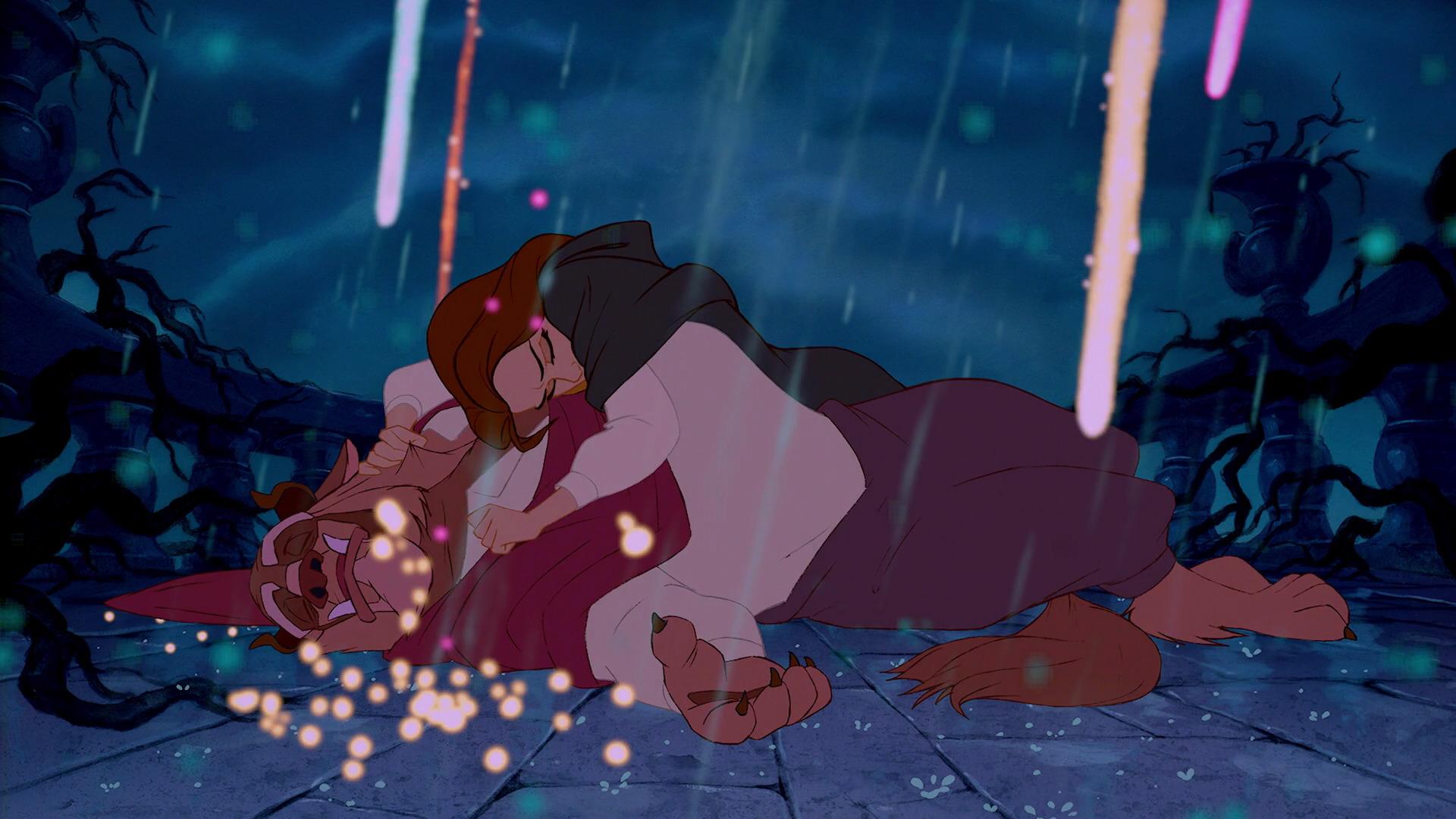 La Bella E La Bestia The Disney Compendium