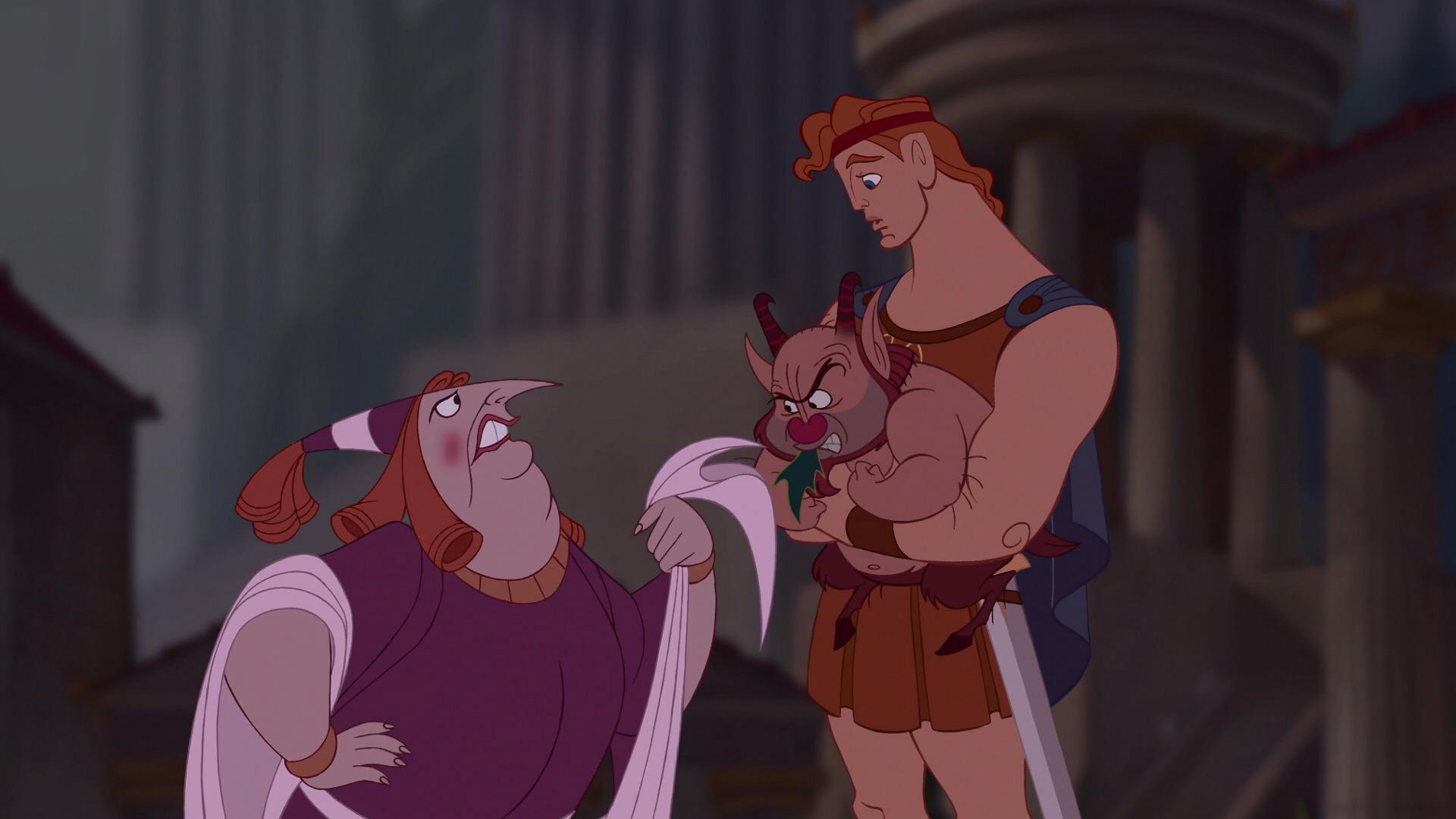Hercules · the disney compendium