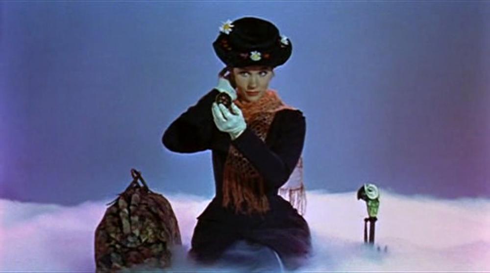 Mary poppins · the disney compendium