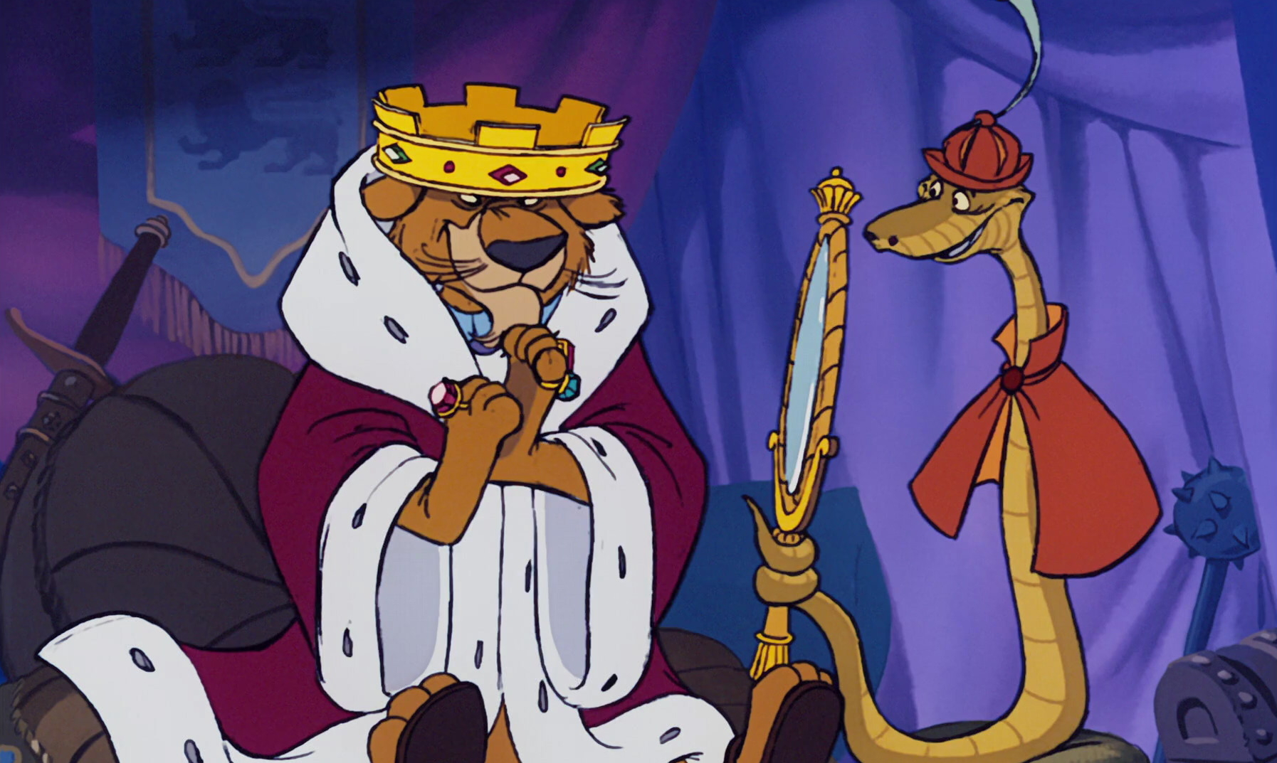 Robin Hood The Disney Compendium