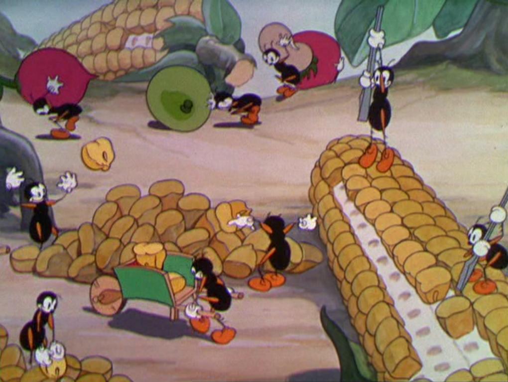 La cavalletta e le formiche · the disney compendium