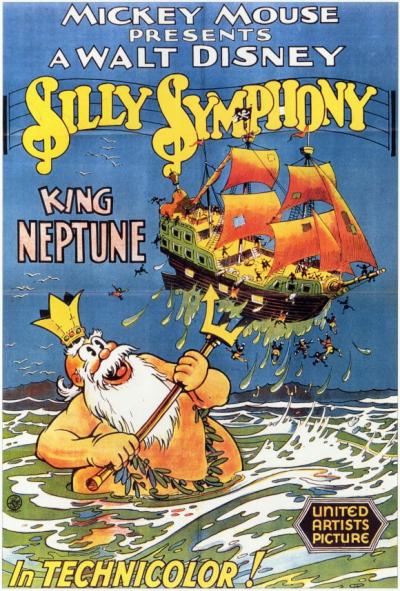 King Neptune (1932) - The Internet Animation Database
