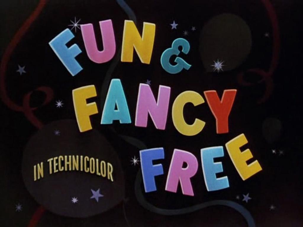 Fun and fancy free porta avanti il filone dei package film