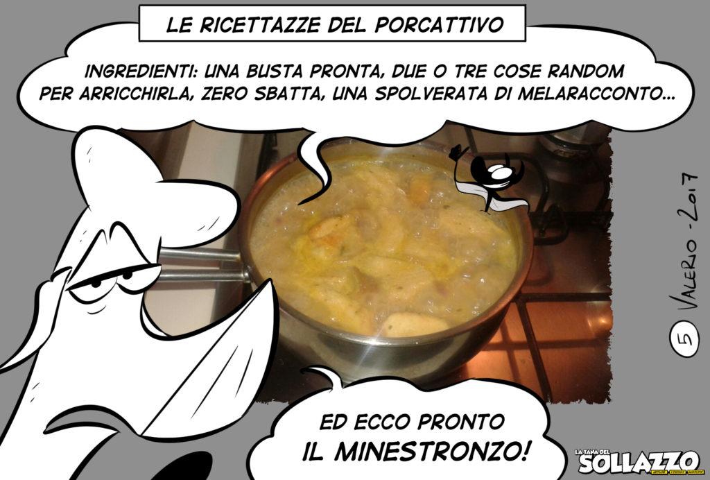 5. Minestronzo
