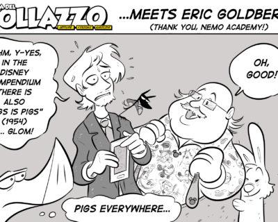 8. Eric Goldberg