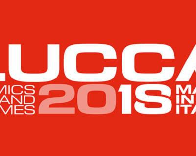 Logo Lucca Comics 2018